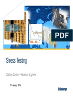 fracturing stress