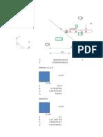 Analisis Struktur Metode Matriks Grid