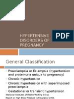 Hypertensive Disorders of Pregnancy Blok 25 Revisi 2013