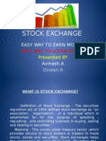 Stock Market Into