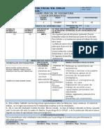 Informe de Asignatura Plan de Refuerzo Refuerzo Con Adaptaciones Apoyo Para Docentes T C