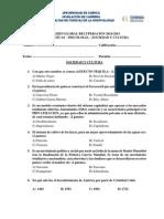 Examen Global Nivelacion SNNA