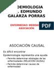 EPIDEMIO MEDIDAS DE ASOCIACIÓN