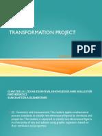 tranformationproject