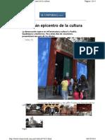Patrimonio cultural de coyoacan