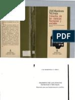 Mardones-Filosofia de Las Ciencias Humanas y Sociales