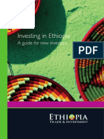 Ethiopia Investment Guide