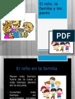 4. El Niño, La Familia y Los Pares