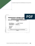 Panduan RPP. Bahasa Indonesia SMP-MTs.doc