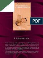 De Los Anteojos a La Cirugia Refractiva