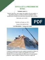 Mi Experiencia en La Piramide de Rusia