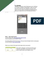 App Inventor Tutorial 10