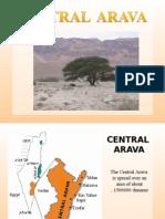 Central Arava
