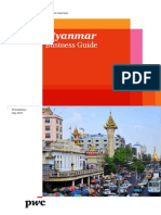 Myanmar Business Guide_PwC