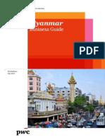 Myanmar Business Guide_PwC