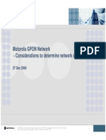 GPON Network Overview and Considerations for Network Design - 27 Dec 2008