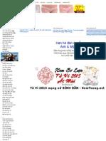 Tử Vi 2015 Mạng Nữ BÍNH DẦN - XemTuong