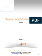 Pagosonline.net - Manual de Integracion Tradicional en PHP R1