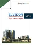 Elvedor Application