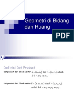 Dot Product B4 Ppt