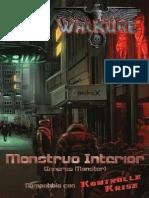 Kontrolle Krise 1.1 - Monstruo Interior (Inneres Monster)