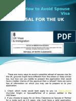 15 Tips How to Avoid Spouse Visa Refusal for the UK