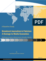 Broadcast Media in Pakistan Hostage to Media Economy Final 1