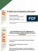 AMF Ultimo AnoOK en Psiquiatria y Neurologia 2014 (F Buitrago) Revisado