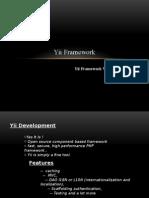 Yii Framework.pptx