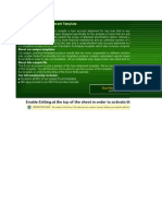 Loan Statement Sample