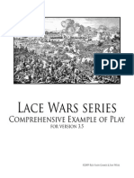 Lace Wars Example of Play v3.5