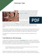 Ionization (Corona Discharge) Tests _ EEP