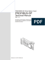 Profibus SI-P3 Technical Manual