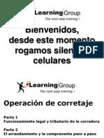 Operacion de Corretaje - Hernan Herrera
