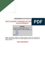 Engels Socialisme Utopique Et Socialisme Scientifique