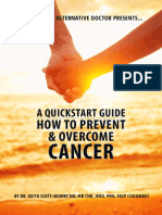 How to Prevent and Overcome Cancer
