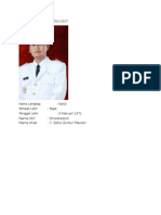 Wakil Bupati Brebes 2012