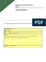 Radio Planning Design Guidelines