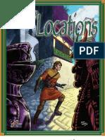 D6 Fantasy Locations