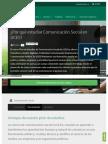 UCES Carreras Universitarias - Ciencias de la Comunicación