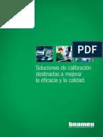 Beamex General Brochure ESP