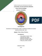 Investigacion Economica II