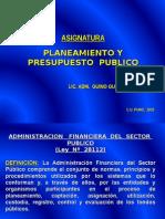 Ley Presupuesto 28411