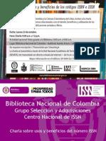 Utilizacion y Ventajas Del Numero ISSN(4)