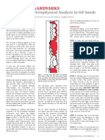 A Tutorial on Petrophysical Analysis in Oil Sands