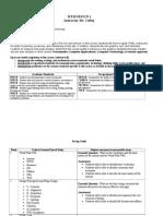 web design 1 pacing guide