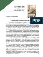 A relevância da Literatura como missão histórica