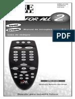 Manual Controle 2 en 1