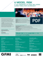5th Edition Model Risk CMU138