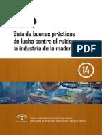 Guía de Buenas Practicas Contra El Ruido en La Industria de La Madera